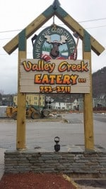 VALLEY CREEK EATERY, LLC