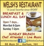 WELSH'S RESTAURANT