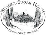BISSON'S SUGAR HOUSE