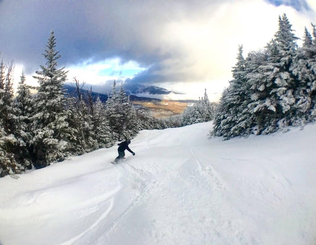 Winter in the Androscoggin Valley