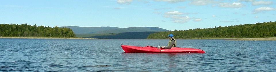 canoeing kayaking northern new hampshire
