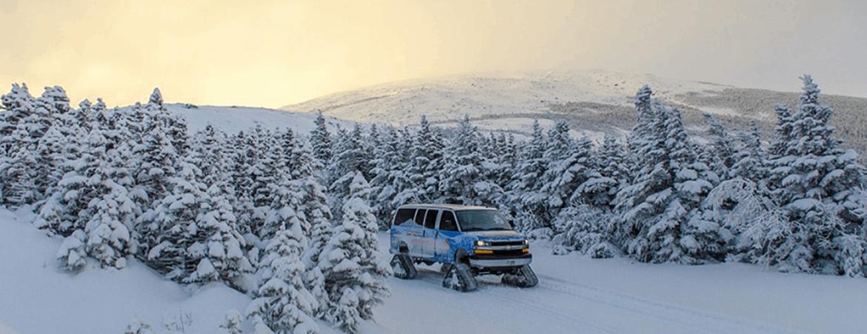 winter snowcoach northern nh