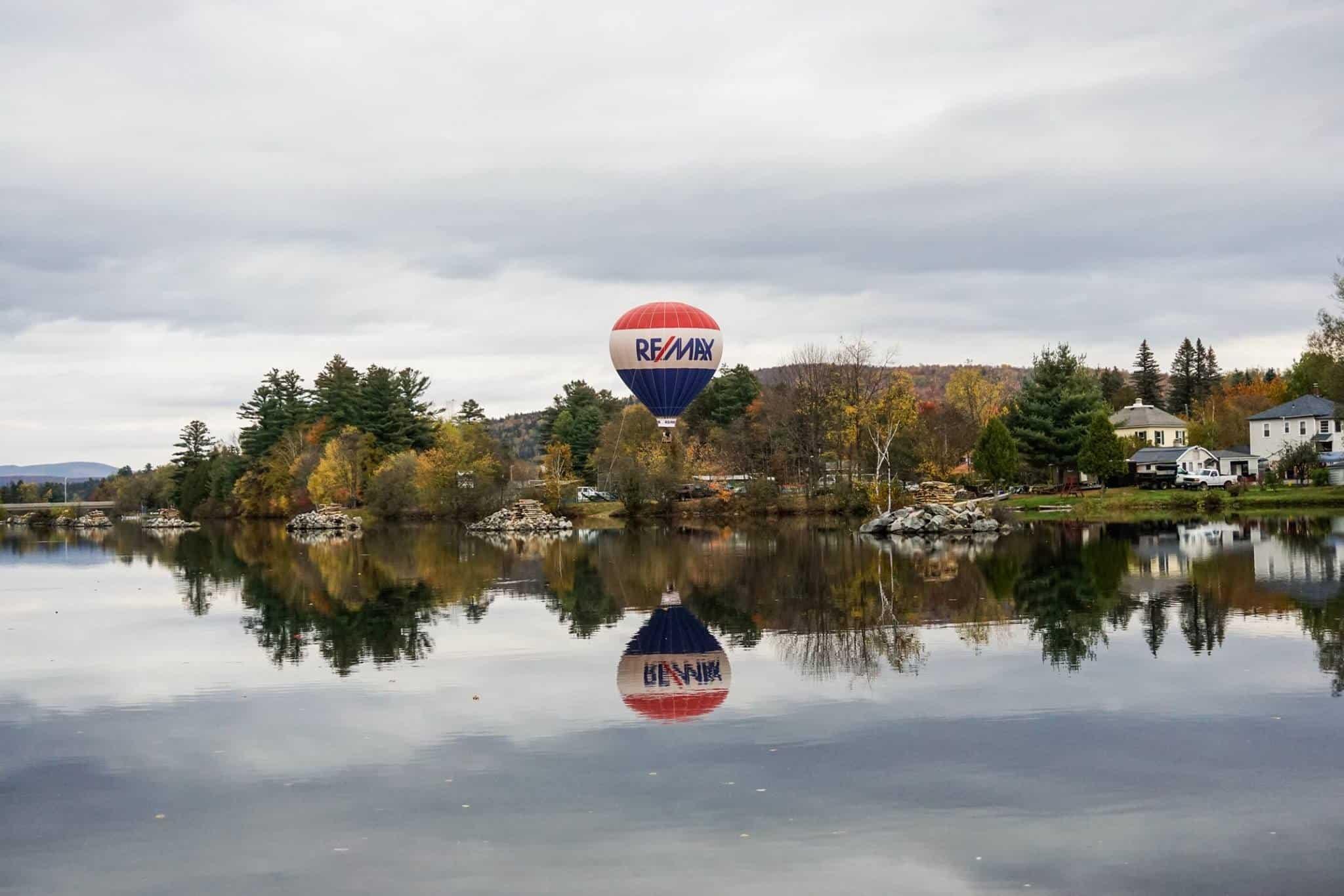 2017 RiverFire Remax Hot Air Balloon