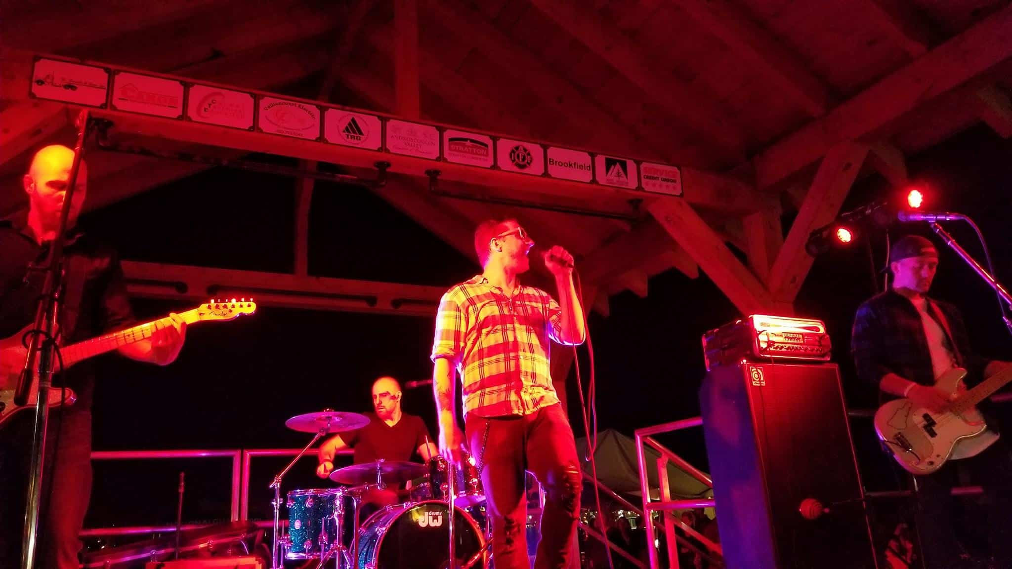 2017 RiverFire Duke Rock Band