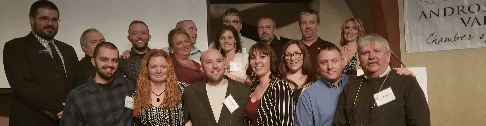 Androscoggin Valley Chamber of Commerce Annual Dinner + Meeting