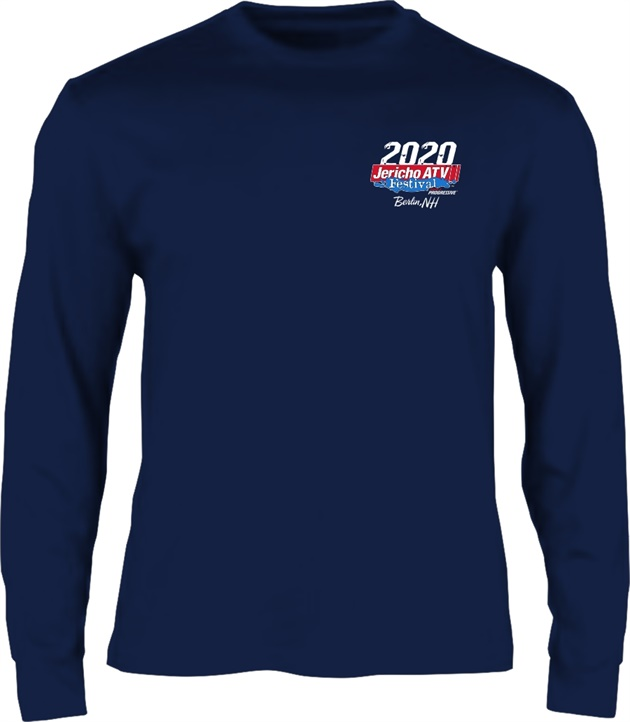 Androscoggin Valley Mens Long Sleeve FRONT